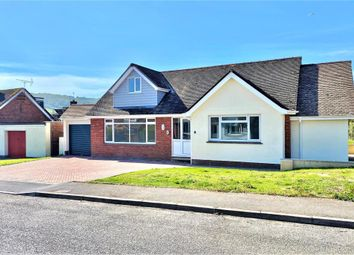 Thumbnail 4 bed detached bungalow for sale in Sid Vale Close, Sidmouth, Devon
