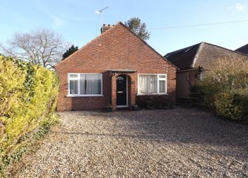 Thumbnail 2 bedroom bungalow to rent in Wilbraham Road, Fulbourn, Cambridge