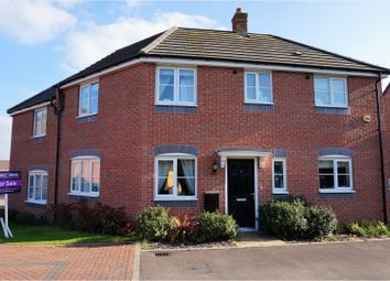 Thumbnail 3 bedroom semi-detached house for sale in Havering Close, Mackworth