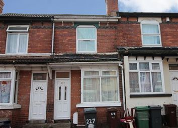Thumbnail 3 bedroom terraced house for sale in Merridale Street West, Wolverhampton