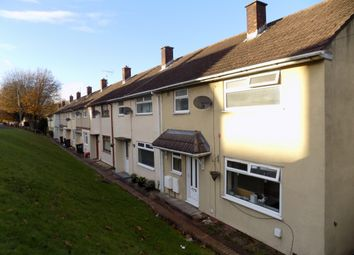 Thumbnail 3 bed end terrace house to rent in Gainsborough Drive, Newport