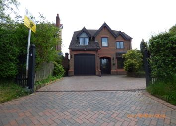 Thumbnail 4 bed detached house to rent in Francis Lane, Newton Burgoland, Leicestershire