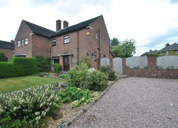 Thumbnail 2 bed semi-detached house for sale in Beverley Avenue, Appleton, Warrington