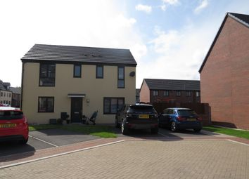 Thumbnail 3 bedroom detached house for sale in Haven Walk, Barry