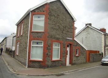 Thumbnail 4 bed end terrace house to rent in Bonvilston Road, Pontypridd