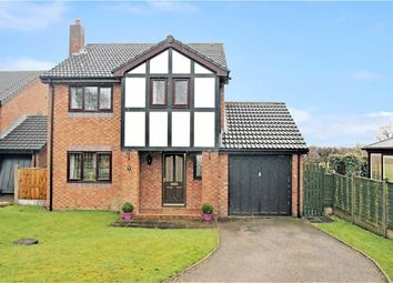 Thumbnail 4 bed detached house for sale in Rosehill Avenue, Whittington, Oswestry