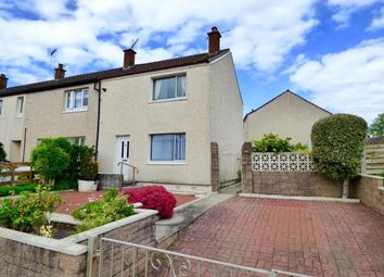 Thumbnail 2 bed end terrace house for sale in Lochside Road, Dumfries, Dumfries And Galloway