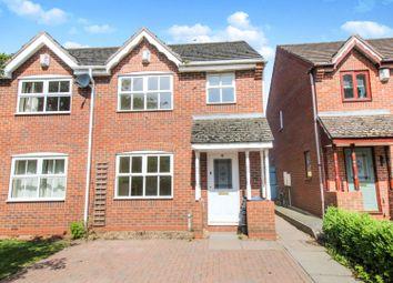 Thumbnail 3 bed semi-detached house for sale in Leasows Park, Shawbury, Nr Shrewsbury