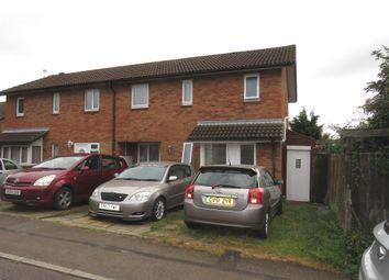 Thumbnail 3 bedroom semi-detached house for sale in Minton Close, Blakelands, Milton Keynes