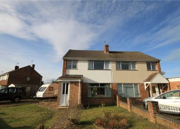 Thumbnail 3 bed semi-detached house for sale in Brookfield Road, Aldershot
