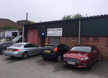 Thumbnail Warehouse to let in Unit 3 Palm Court, Basford, Nottingham, Nottinghamshire