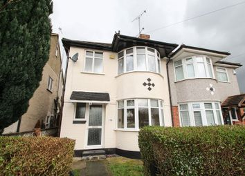 Thumbnail 3 bed semi-detached house to rent in Sevenoaks Way, St. Pauls Cray, Orpington