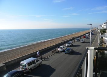 Thumbnail 2 bed flat to rent in The Esplanade, Sandgate