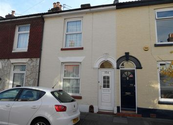Thumbnail 1 bed terraced house to rent in Toronto Road, Portsmouth