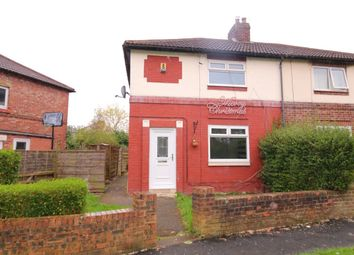 Thumbnail 3 bed semi-detached house for sale in Dumbarton Road, Stockport