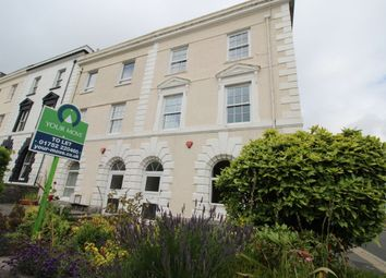 Thumbnail 1 bed flat to rent in Molesworth Road, Stoke, Plymouth