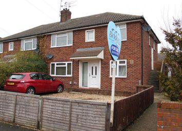 Thumbnail 2 bed maisonette for sale in Ratcliffe Road, Farnborough