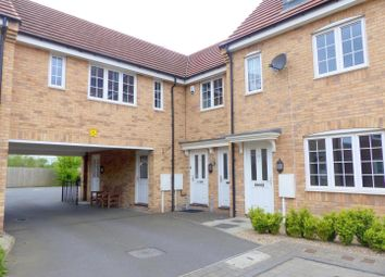 Thumbnail 2 bed flat to rent in Buckland Close, Sutton-In-Ashfield