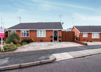 Thumbnail 2 bed semi-detached bungalow for sale in Pennystone Close, Upton, Wirral