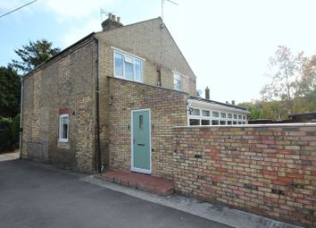 Thumbnail 2 bed semi-detached house to rent in School Lane, Ramsey, Huntingdon