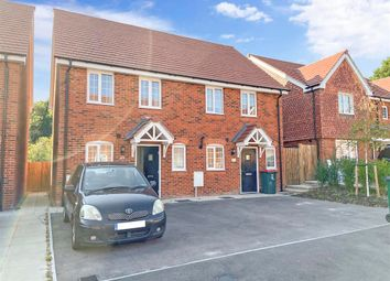 Thumbnail 2 bed semi-detached house for sale in Daffodil Crescent, Crawley, West Sussex