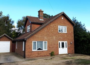 3 bed detached house for sale in High Road, Moulton, Spalding PE12