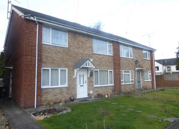 Thumbnail 2 bedroom maisonette for sale in Canterbury Close, Luton
