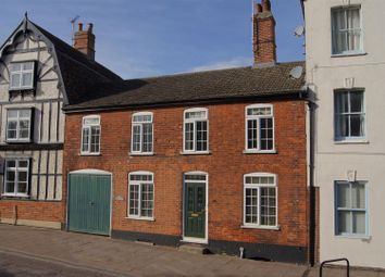 Thumbnail 4 bed terraced house for sale in St. Johns Street, Bury St. Edmunds