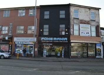 Thumbnail Studio to rent in Bury New Road, Manchester