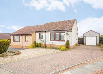 Thumbnail 2 bedroom semi-detached bungalow for sale in Ormiston Park, Dunfermline