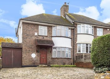 Thumbnail 4 bed semi-detached house for sale in Farleigh Road, Warlingham, Surrey