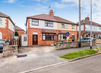 Thumbnail 3 bed semi-detached house for sale in Clive Avenue, Stoke-On-Trent
