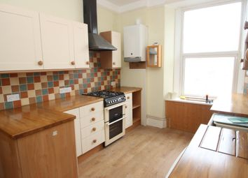 Thumbnail 1 bedroom terraced house to rent in Alcester Street, Stoke, Plymouth