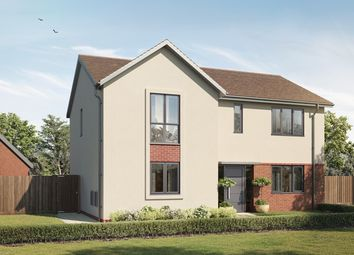 "Thumbnail 4 bed property for sale in ""Tiano"" at Blanchard Road, Tadpole Garden Village, Swindon"