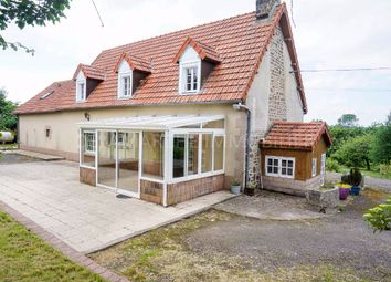 Thumbnail 5 bed property for sale in La Bloutiere, Normandy, 50800, France