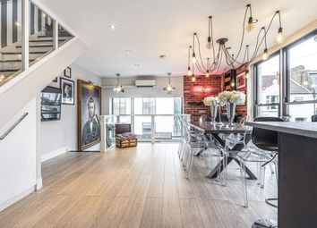 Thumbnail 3 bedroom town house for sale in Bishops Road, London
