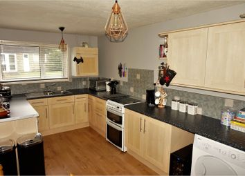 Thumbnail 3 bed terraced house for sale in Kirkmeadow, Peterborough