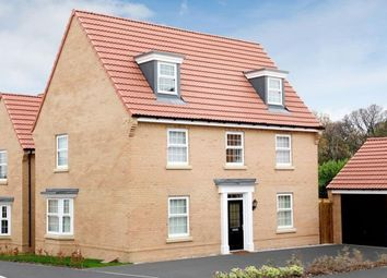 """Thumbnail 5 bed detached house for sale in """"Maddoc"""" at London Road, Nantwich"""