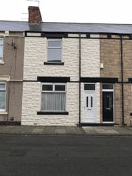 Thumbnail 2 bed terraced house for sale in Stirling Street, Hartlepool