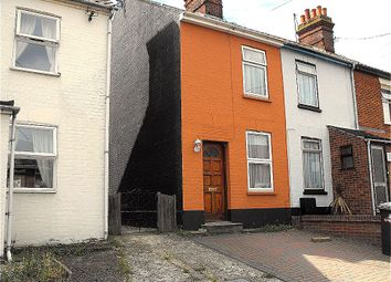 Thumbnail 2 bed end terrace house to rent in St. Georges Road, Beccles