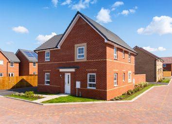 "Thumbnail 4 bedroom detached house for sale in ""Alderney"" at Station Road, Carlton, Goole"