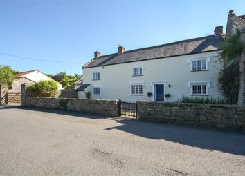 Thumbnail 5 bed detached house for sale in Upper Weare Farm, Sparrow Hill Way, Weare, Axbridge, Somerset