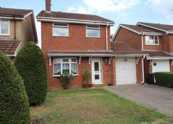 Thumbnail 3 bed detached house for sale in Hampton Drive, Grange Park, Swindon