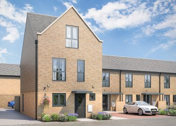 Thumbnail 4 bedroom end terrace house for sale in Keaton Way, Off Commonside Road, Harlow, Essex