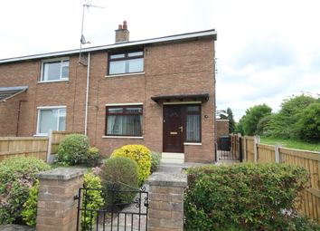 Thumbnail 2 bed end terrace house for sale in Atlea, New Broughton, Wrexham