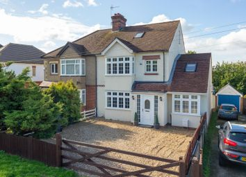 Thumbnail 5 bedroom semi-detached house for sale in Chatham Road, Maidstone