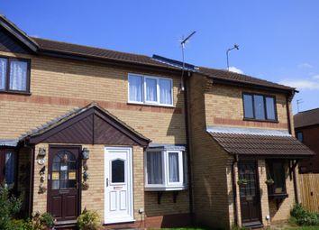 Thumbnail 2 bed terraced house to rent in Mallard Drive, Caistor, Market Rasen