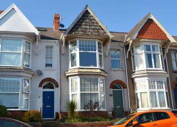 Thumbnail 5 bedroom terraced house for sale in Beechwood Road, Uplands, Swansea