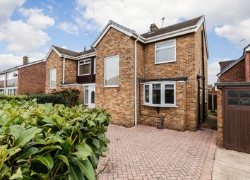Thumbnail 3 bed semi-detached house for sale in Ambrose Avenue, Doncaster