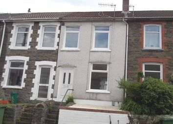 Thumbnail 1 bed terraced house to rent in Phillip Street, Graig, Pontypridd